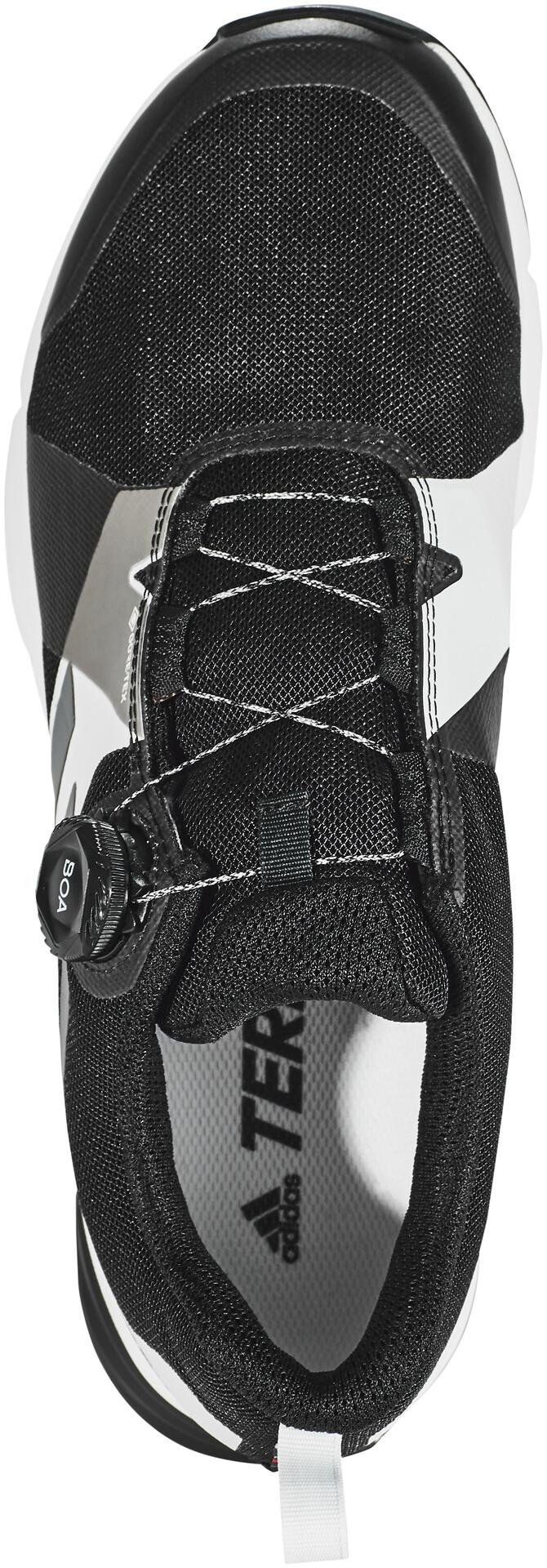 adidas TERREX Two Boa GTX Buty Mężczyźni, core blackgrey fourftwr white
